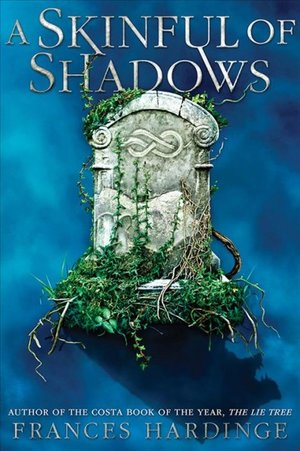 A Skinful of Shadows US cover