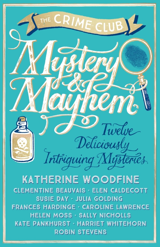Mystery and Mayhem cover