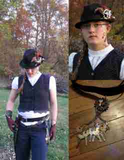 locksmith costume by Lydia